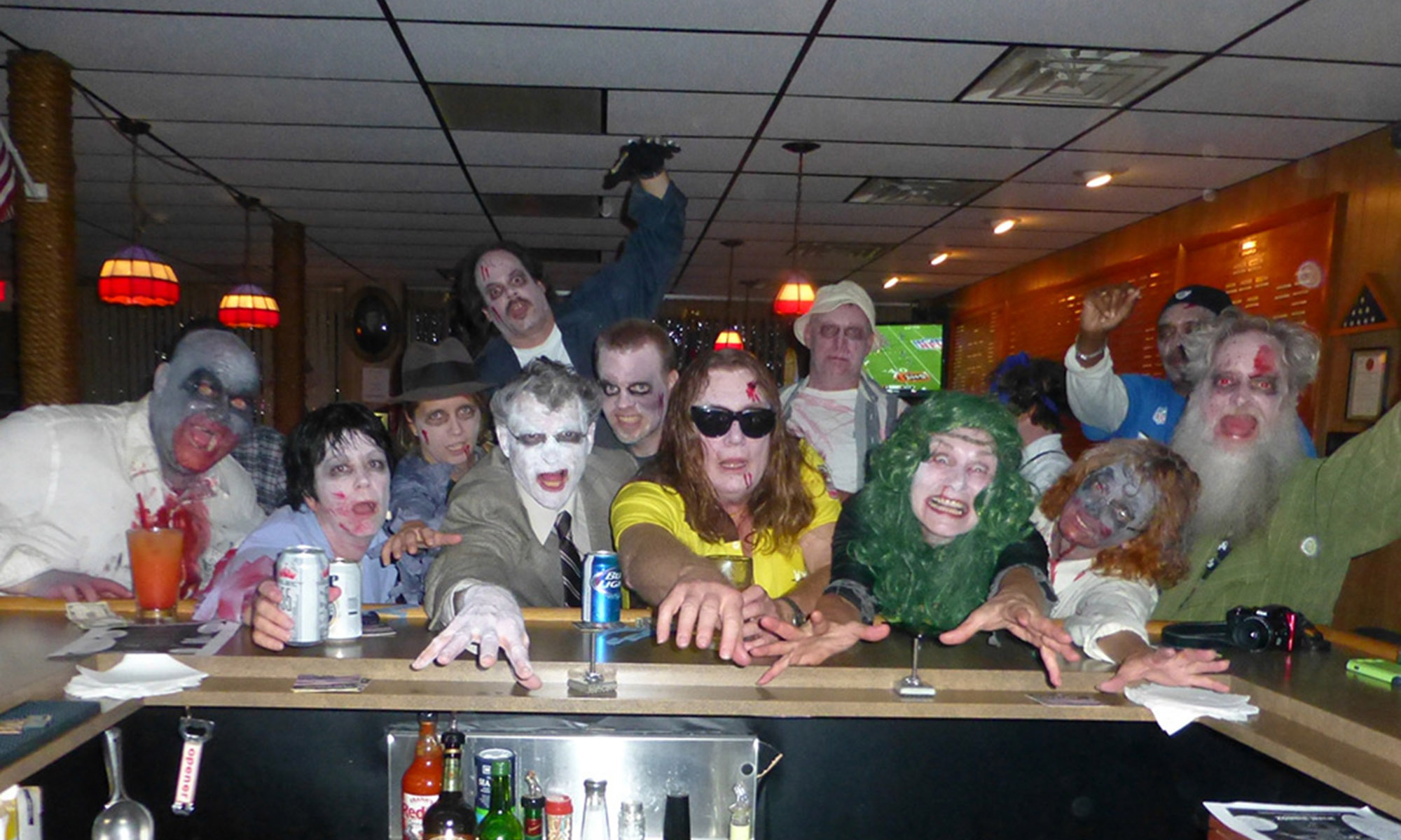 Lake Orion Zomvie Walk